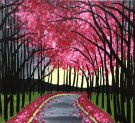 Canvas Painting Class on 04/30 at Muse Paintbar West Hartford