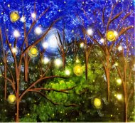 LED Canvas Painting on 02/19 at Muse Paintbar NYC - Tribeca