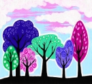 Canvas Painting Class on 04/13 at Muse Paintbar Gaithersburg