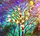 LED Canvas Painting on 05/15 at Muse Paintbar NYC - Tribeca