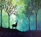 Emerald Buck - Muse Paintbar