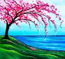 Canvas Painting Class on 05/18 at Muse Paintbar Ridge Hill