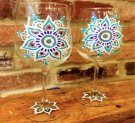 Glassware Painting Event on 09/28 at Muse Paintbar Legacy Place