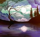 Canvas Painting Class on 05/05 at Muse Paintbar National Harbor