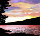 Canvas Painting Class on 05/27 at Muse Paintbar Patriot Place