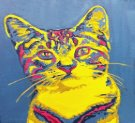 Paint Your Pet on 06/25 at Muse Paintbar NYC - Tribeca