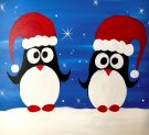 Kids Painting Class on 12/22 at Muse Paintbar Woodbury