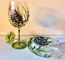 Glassware Painting Event on 01/26 at Muse Paintbar NYC - Tribeca