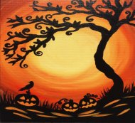 Kids Painting Class on 10/20 at Muse Paintbar Norwalk