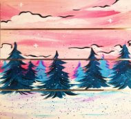 Wooden Sign Painting on 01/26 at Muse Paintbar Norwalk