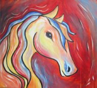 Kids Painting Class on 11/10 at Muse Paintbar National Harbor
