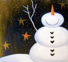Kids Painting Class on 12/28 at Muse Paintbar Hingham Shipyard