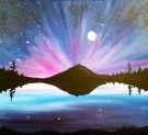 Canvas Painting Class on 05/24 at Muse Paintbar Glastonbury