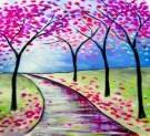 Special Paint & Sip Event on 05/12 at Muse Paintbar Garden City