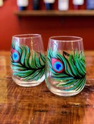 Glassware Painting Event on 11/13 at Muse Paintbar West Hartford