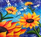 Canvas Painting Class on 06/24 at Muse Paintbar Richmond