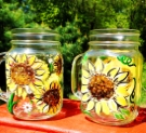 Glassware Painting Event on 07/24 at Muse Paintbar Woodbury