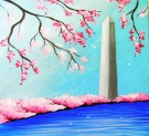 Canvas Painting Class on 03/23 at Muse Paintbar Marlborough