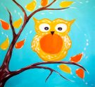 Kids Painting Class on 11/10 at Muse Paintbar Lynnfield