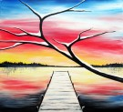 Special Paint & Sip Event on 12/19 at Muse Paintbar Gainesville