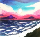 Canvas Painting Class on 06/13 at Muse Paintbar Gainesville