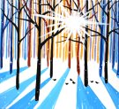 Canvas Painting Class on 02/17 at Muse Paintbar NYC - Tribeca