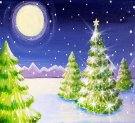 LED Canvas Painting on 12/22 at Muse Paintbar Woodbury