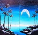 Couple's Paint Night on 08/28 at Muse Paintbar Virginia Beach