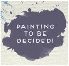 Canvas Painting Class on 12/13 at Muse Paintbar Fairfax (Mosaic)