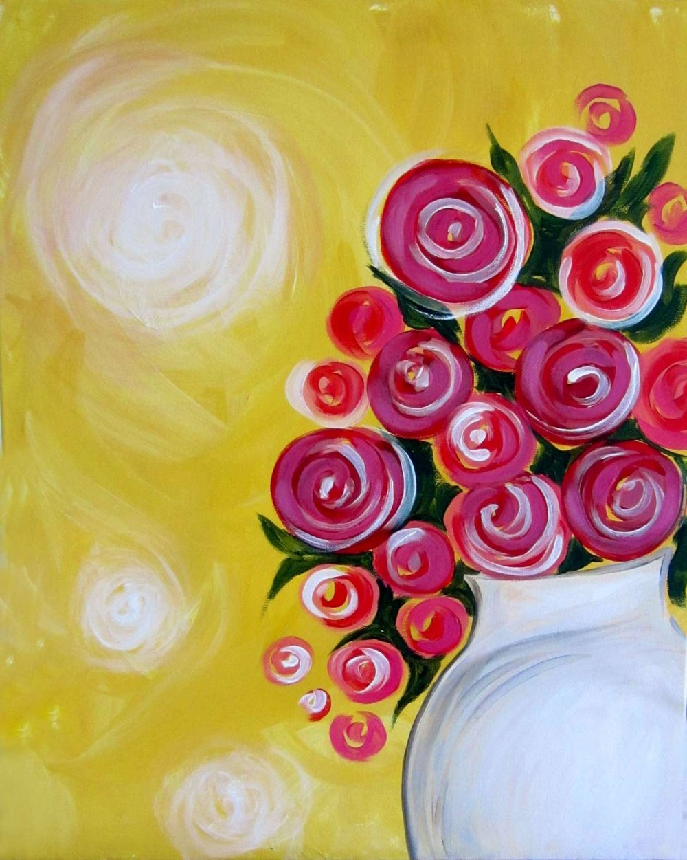 Roses- Muse Paintbar
