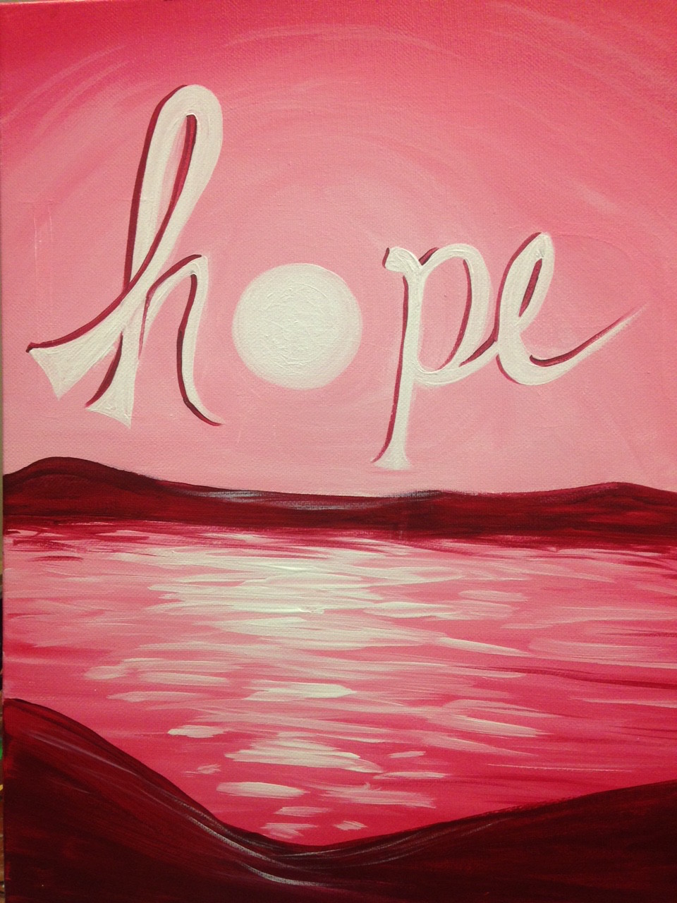 Hope- Muse Paintbar
