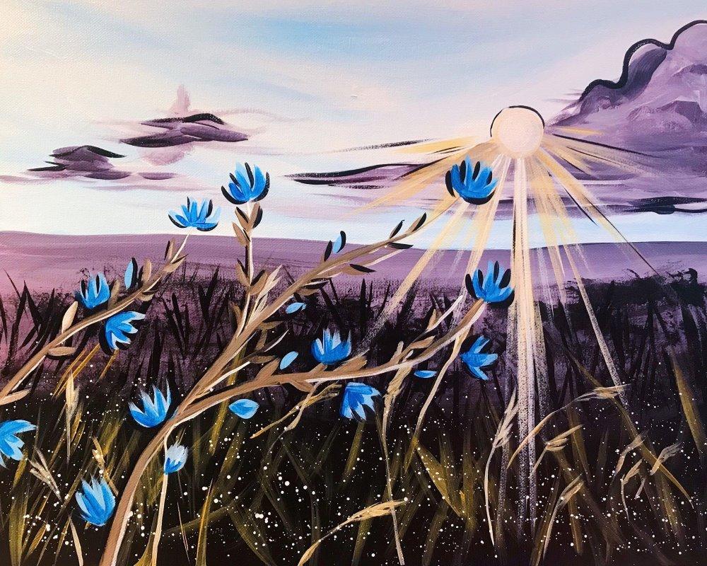 Autumn Dream- Muse Paintbar