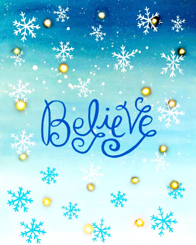 Believe- Muse Paintbar