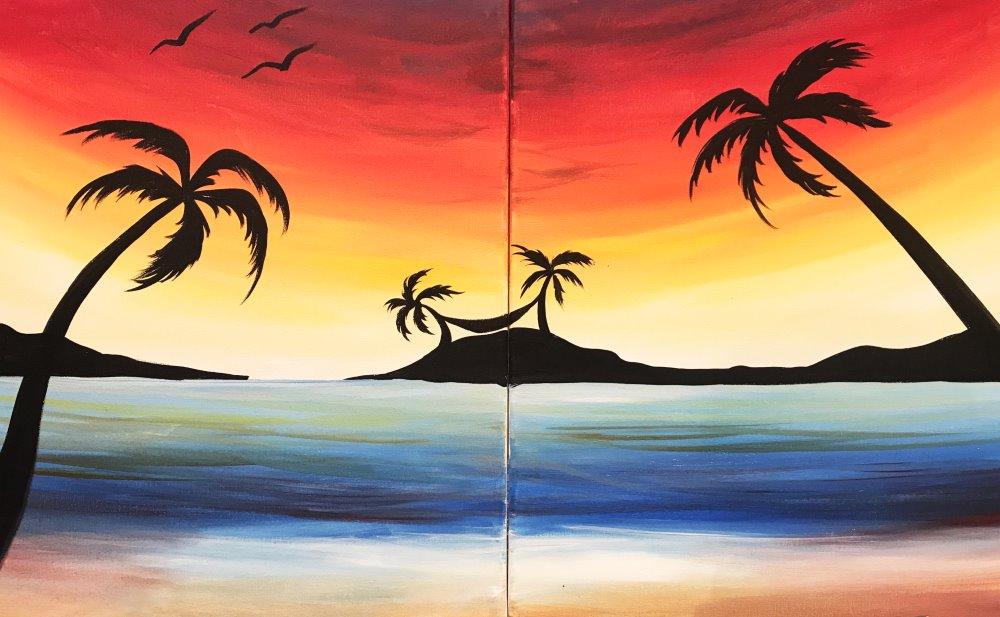 Sweet Escape- Muse Paintbar