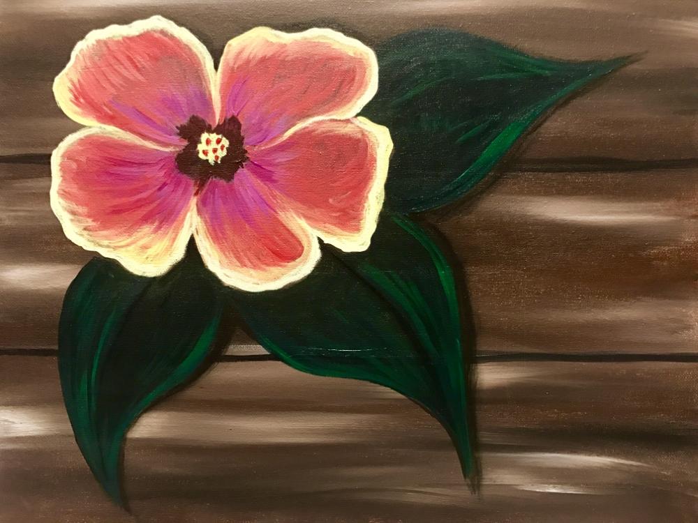 Hawaiian Treasure- Muse Paintbar