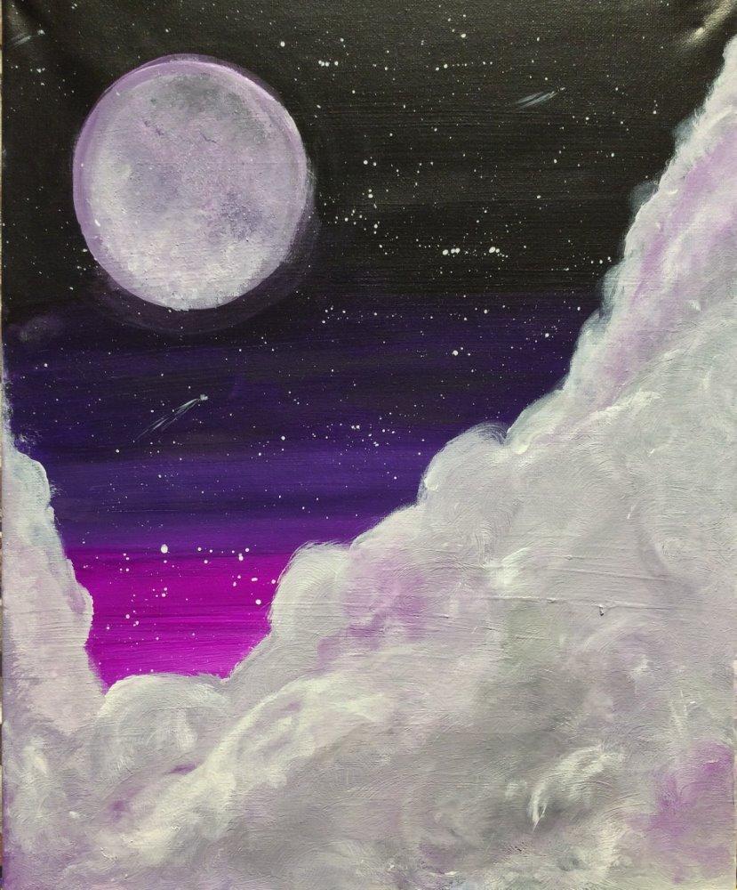 Midnight Magenta- Muse Paintbar