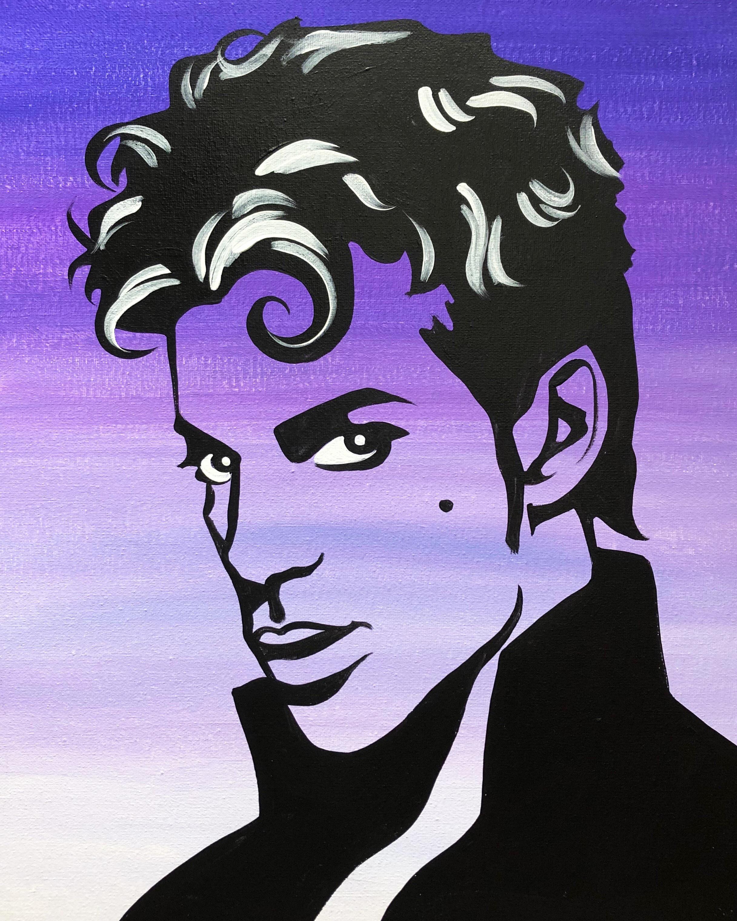 Prince Tribute Night- Muse Paintbar