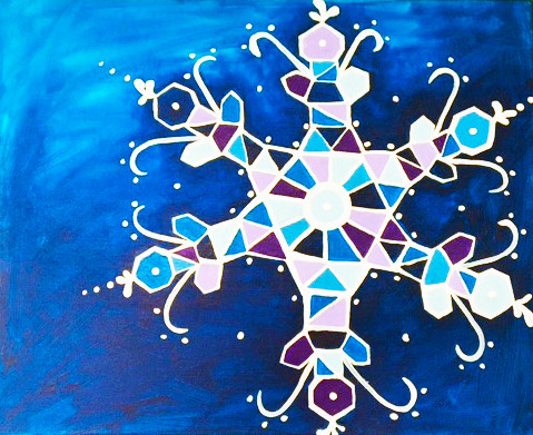 Let It Snow- Muse Paintbar