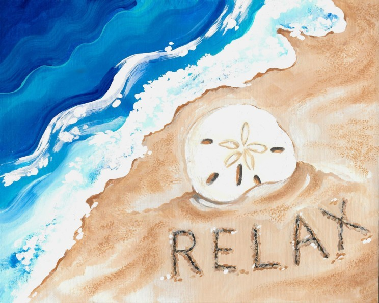Relax- Muse Paintbar