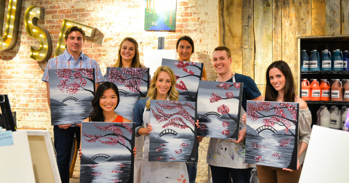 Holiday Parties- Muse Paintbar